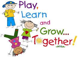 play learn and grow